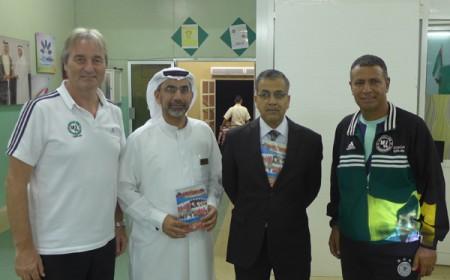 Next Seminar Series in Sharjah with Peter Schreiner