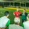 Soccer Coaches Seminar Ajman 2013: Training Session 3