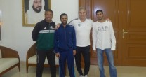 Soccer Coaches Seminar: Peter Schreiner Presenter at Sharjah Football Club 2014