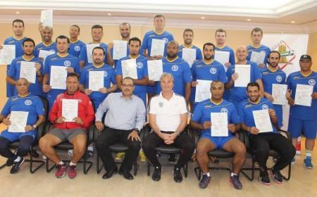 Seminar of the German Soccer Academy Dubai