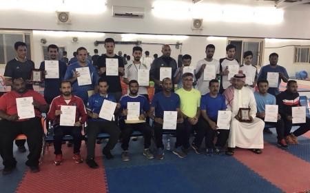 IFJ96-Seminar in Saudi-Arabia